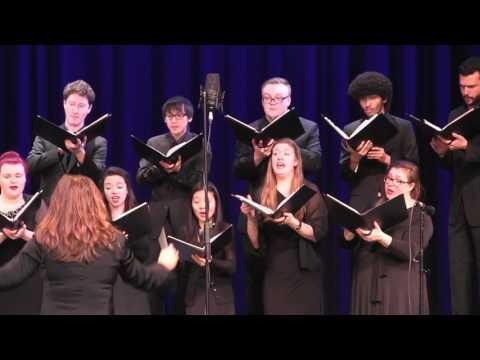 York University Chamber Choir - OVF - Noon Concert - March 8, 2017