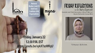 Friday Reflections with Sr. Maha Elgenaidi