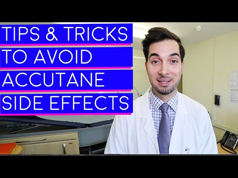 Accutane | Roaccutane | Accutane Side Effects | Isotretinoin Helpful Tips