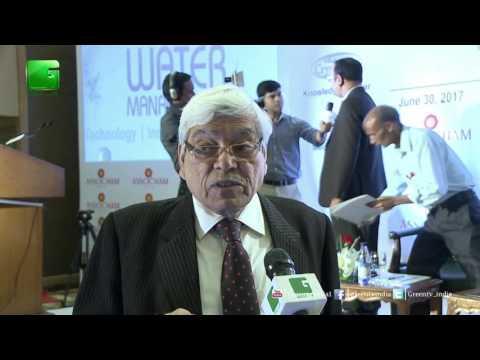 K.D.Gupta, Chairman, ASSOCHAM, Waste Management Council