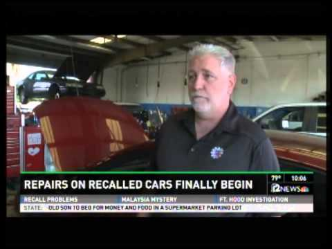 GM and Ford Ignition Recall