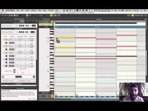 Liquid Music Tutorial: Composing Pads and Strings