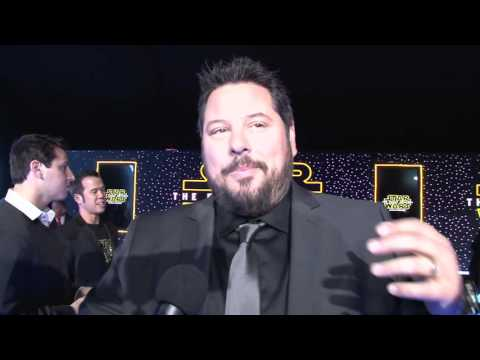 Star Wars: The Force Awakens: Greg Grunberg Exclusive Red Carpet Premiere Interview
