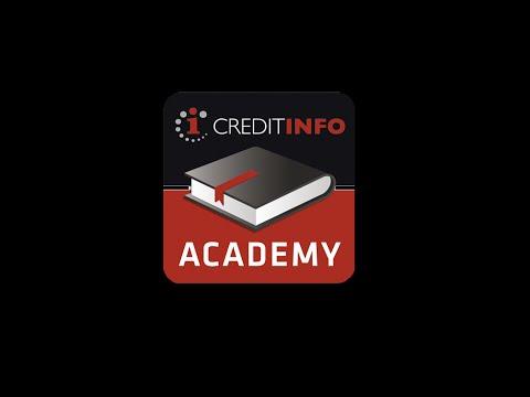 Creditinfo Academy Webinar by Árni J. Magnús, Independent Mediator at Creditinfo Iceland.