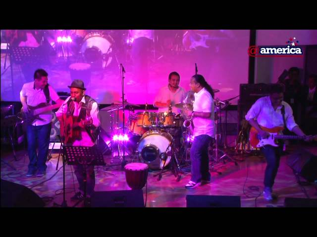 Glenn Fredly live at @america Anniversary Part 2 (2/7) Travel Video