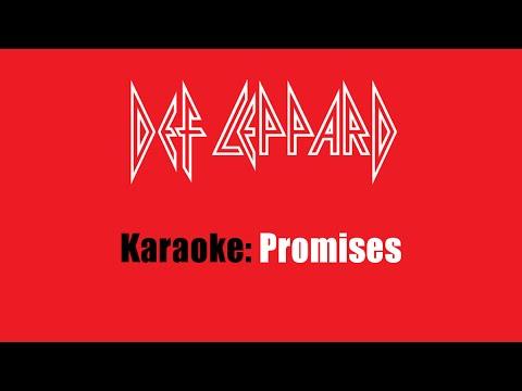 Karaoke: Def Leppard / Promises