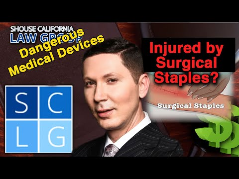 Surgical staples lawsuits – How to file a claim