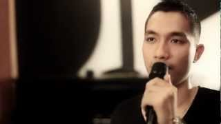 [ MV HD ] Suy nghi trong anh - Acoustic version by Jcool