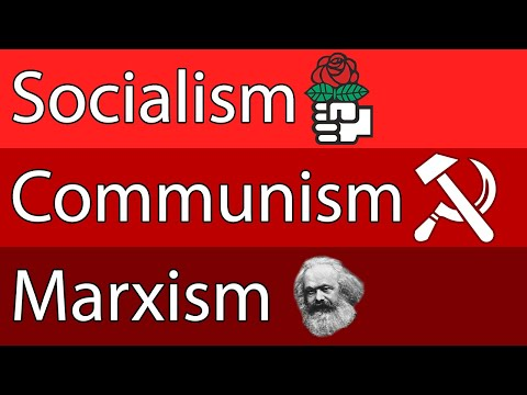The Difference Between Socialism, Communism, and Marxism Explained by an Actual Marxist