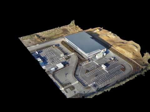 Site Development Project | Drone 3D Modelling | Geo-4D