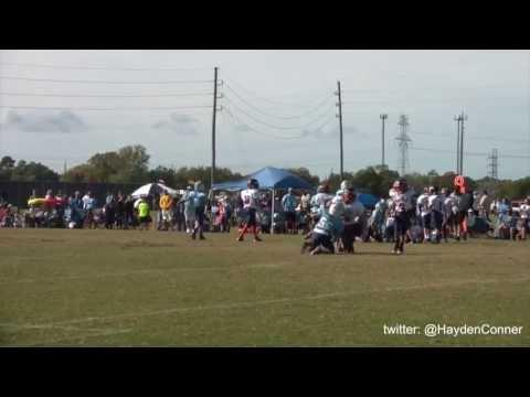 Hayden Conner #50 - 2012 Bronco Highlights