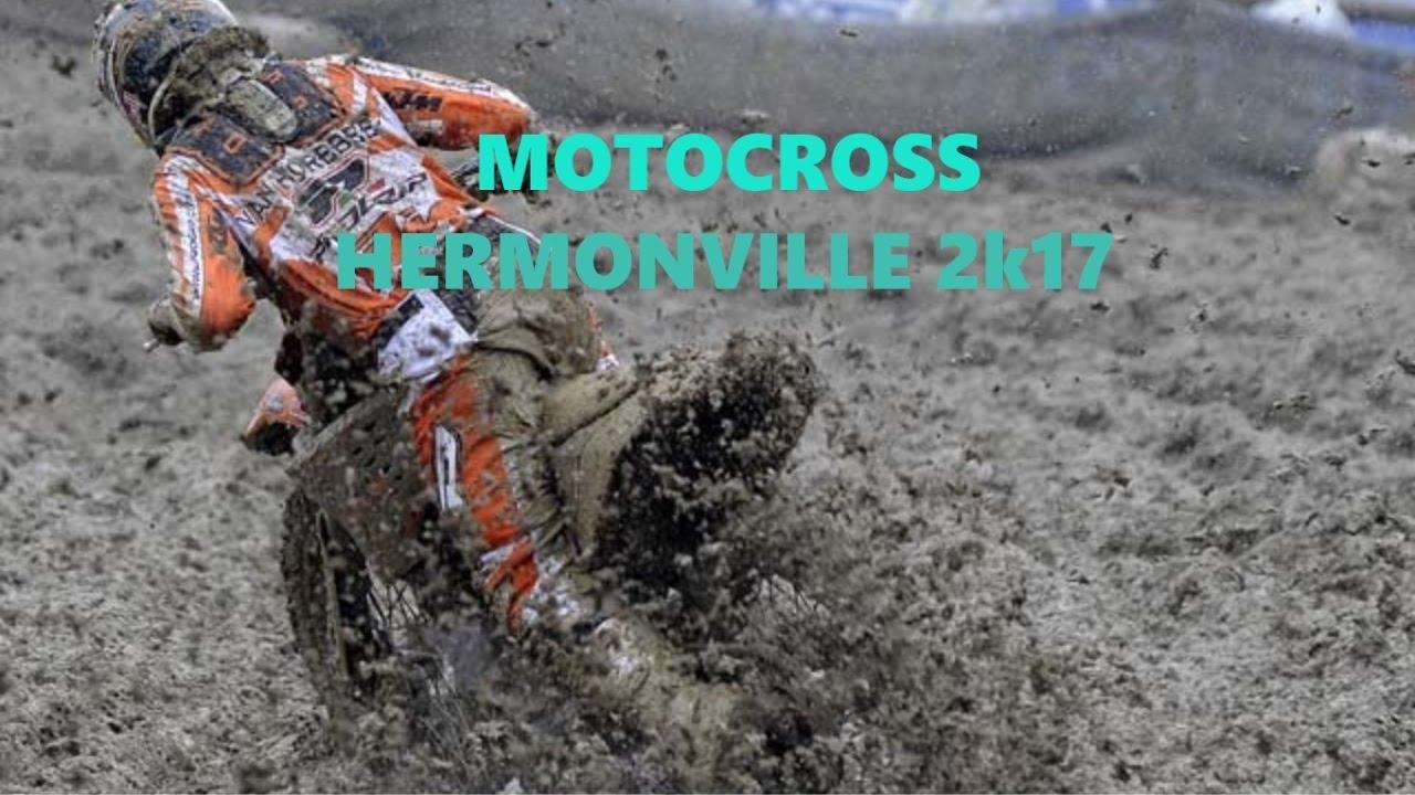 motocross hermonville