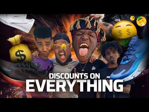 Discounts On Everything!