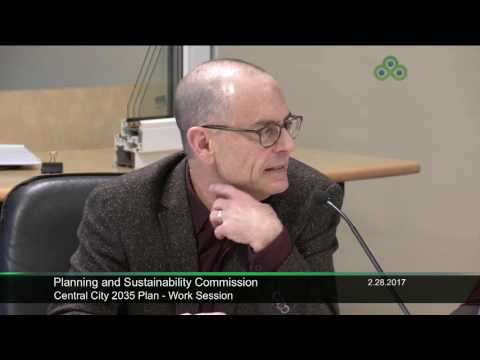 Planning And Sustainability Commission 2-28-2017
