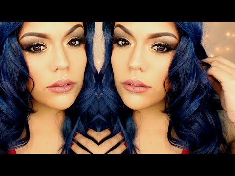 Party Makeup Tutorial + Foundation Routine | LoLo Love - YouTube