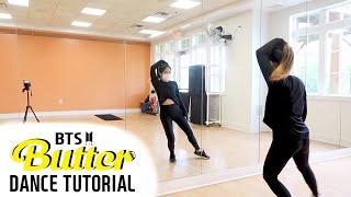 Bts 방탄소년단 Butter Lisa Rhee Dance Tutorial