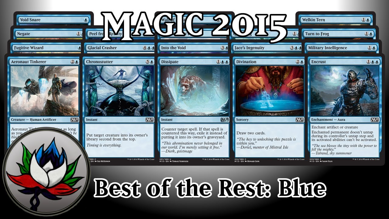 M15 Spoilers Best Of The Rest Part 2 Blue Youtube