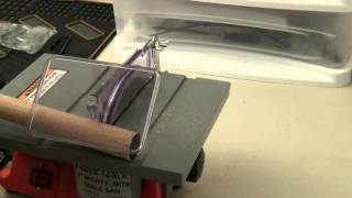 Chicago Electric Mighty Mite 4 Inch Table Saw From Harbor Freight