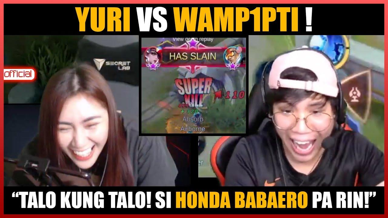 YURI VS WAMP1PTI! | Yuri & Honda's Vlogs
