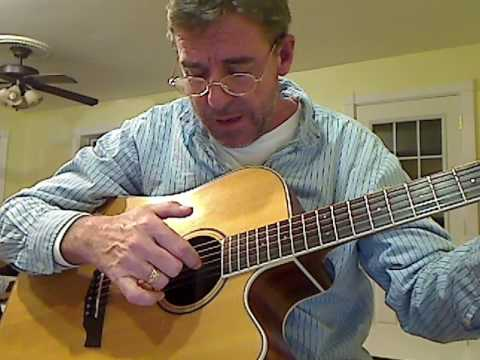 how to play Picture  Kid Rock/Cheryl Crow easy finger style