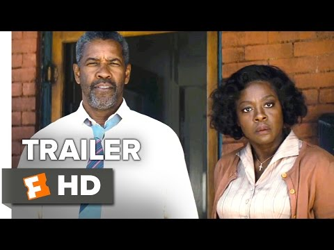 Thumbnail: Fences Official Trailer 1 (2016) - Denzel Washington Movie