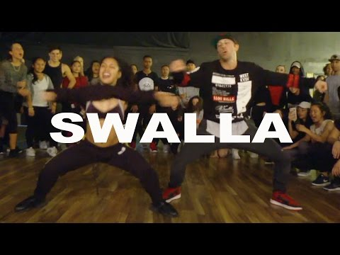 "Thumbnail: ""SWALLA"" - Jason Derulo ft Nicki Minaj Dance 
