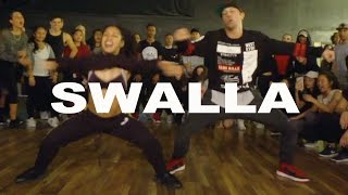 """SWALLA"" - Jason Derulo ft Nicki Minaj Dance 