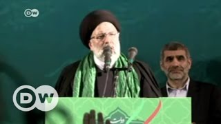 Iran: Hardliner Raisi challenges Rouhani | DW English