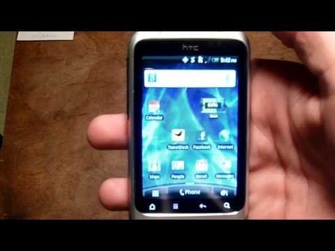 HTC Wildfire S (Virgin Mobile) Review Part 1