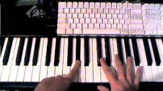 "Piano Tutorial for "" I Wish "" - Carl Thomas"