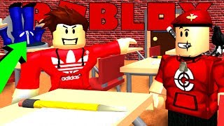 EXPELLED FROM SCHOOL!! | Roblox Escape School
