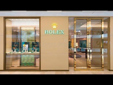 Biggest Rolex Store In Bangkok | Rolex Store | Luxury Life | Episode 26