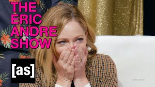 Judy Greer Interview  (Part 1) | The Eric Andre Show | adult swim