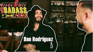 How To Get Into Show Business-Brews & Eats With Badass Peeps- Dan Rodriguez-Bourbon Butcher