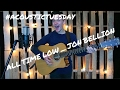 All Time Low - Jon Bellion (Acoustic Cover by Ian Grey)