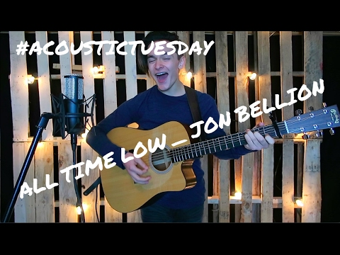 All Time Low - Jon Bellion (Acoustic Cover...