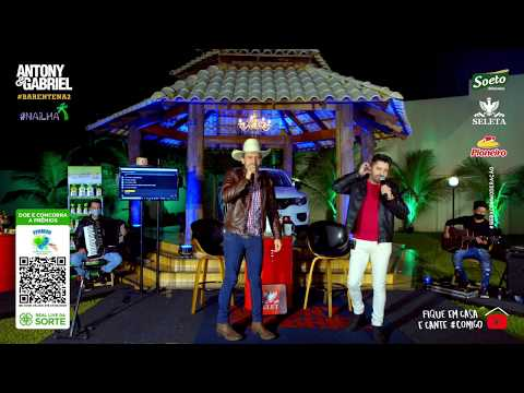 Live Antony e Gabriel #Barentena 2 | Sertanejo 2020