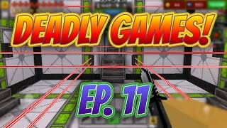 Pixel Gun 3D - Deadly Games [Ep. 11]