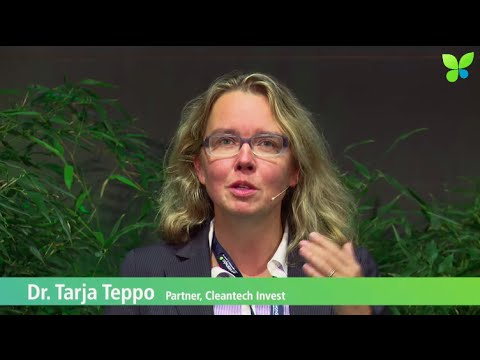 ECO14 London: Tarja Teppo Cleantech Invest