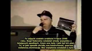 Phil Schneider - Podziemne bazy i Nowy Porządek Świata [PL] [FULL]