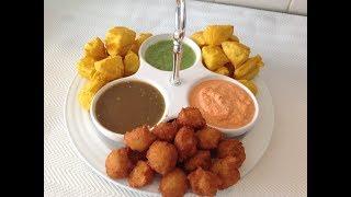 Cunto Ramadan oo Fudud  Basbaas 3 nooc losameyey  3 ways of making Somali hot sauce  a go with r