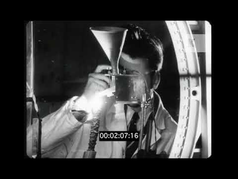 1950s France Investigating Solar Power | Kinolibrary