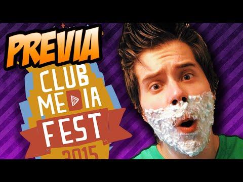 ESTUVE CON EL RUBIUS? CMF | CLUB MEDIA FEST CHILE PERU ARGENTINA 2016