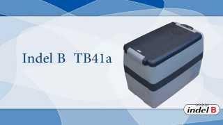 Автомобильный холодильник-морозильник Indel B TB41a(, 2015-07-22T09:07:11.000Z)