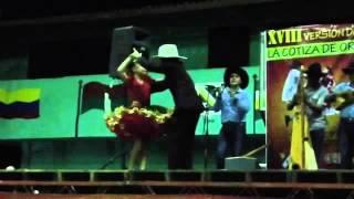 Edwin Y Pamela 1er Puesto En Tame Arauca