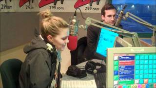 Z99's The Bachelor 2012 - The Final Date Interview