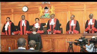2022 Uhuru succession race puts Supreme Court under siege | Press Review