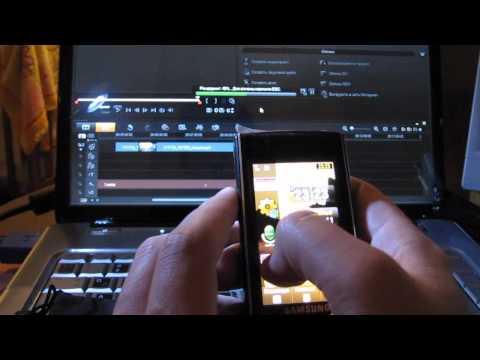 Видео обзор Samsung Ultra Touch S8300