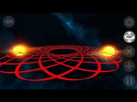 Space & Gravity Simulator Pro: 3D Galaxy Orbit - Apps on