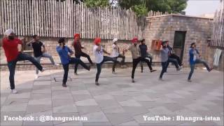 Nose pin bhangra cover || bhangra-istan || jass bajwa || latest punjabi song 2016